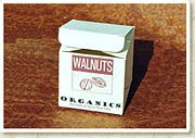 Organic Packaging for Walnuts